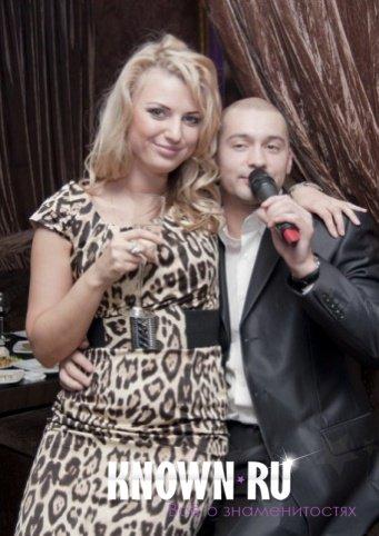 Новая подруга Андрея Черкасова